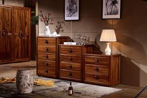 虎斑木家具系列